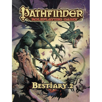 PATHFINDER BESTIARY 2 (INGLES)