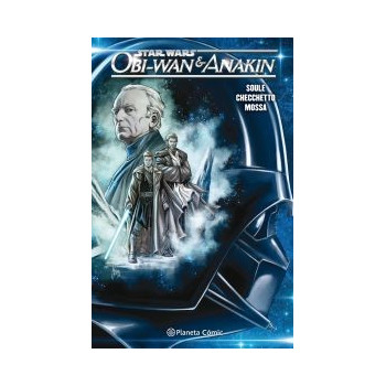 STAR WARS OBI-WAN AND ANAKIN (TOMO RECOPILATORIO)
