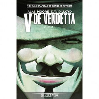 COLECCION VERTIGO 01: V DE VENDETTA (PARTE 01)