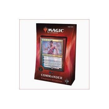 MAGIC - MAZO COMMANDER 2018. INVENCION SUPREMA