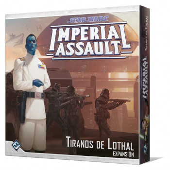 STAR WARS IMPERIAL ASSAULT: TIRANOS DE LOTHAL