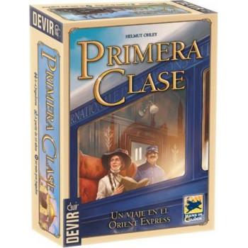 PRIMERA CLASE - UN VIAJE EN EL ORIENT EXPRESS (OFERTA)