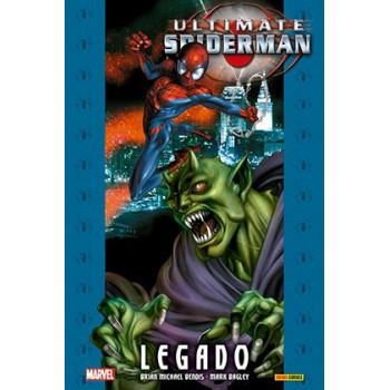 ULTIMATE SPIDERMAN INTEGRAL 02. LEGADO