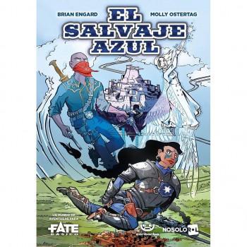 EL SALVAJE AZUL - MUNDOS FATE