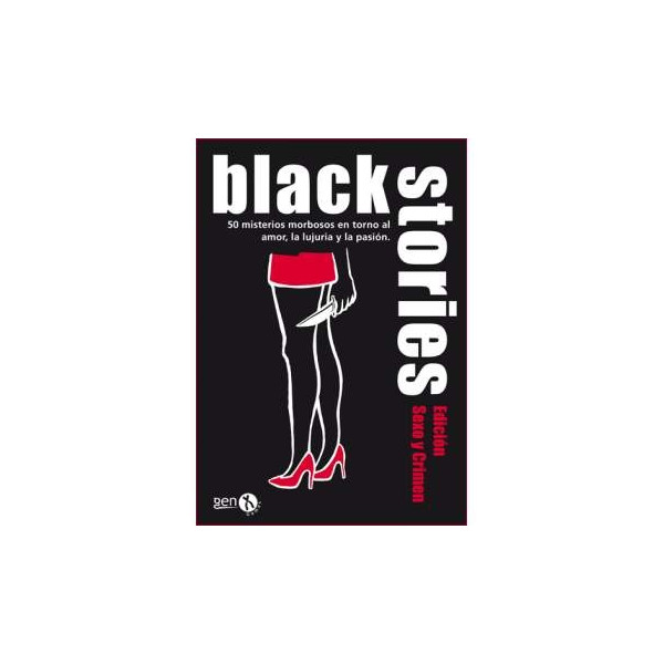 BLACK STORIES: EDICION SEXO Y CRIMEN