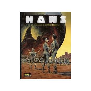 HANS 03 EDICION INTEGRAL