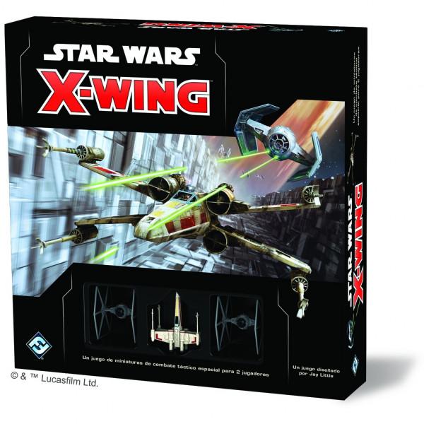 X-WING CAJA BASICA (2ª EDICION)