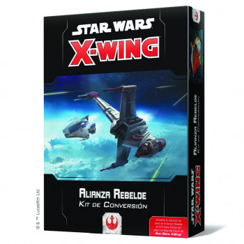 X-WING: KIT DE CONVERSION - ALIANZA REBELDE