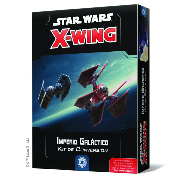 X-WING: KIT DE CONVERSION - IMPERIO GALACTICO