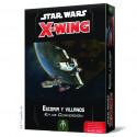X-WING: KIT DE CONVERSION - ESCORIA Y VILLANOS