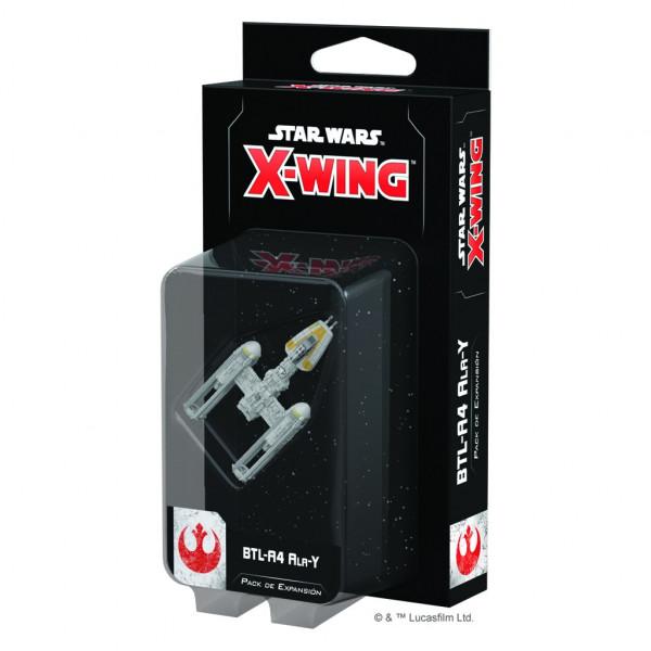 X-WING: BTL-A4 ALA-Y (2ª EDICION)