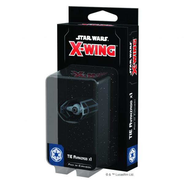 X-WING: TIE AVANZADO X1 (2ª EDICION)