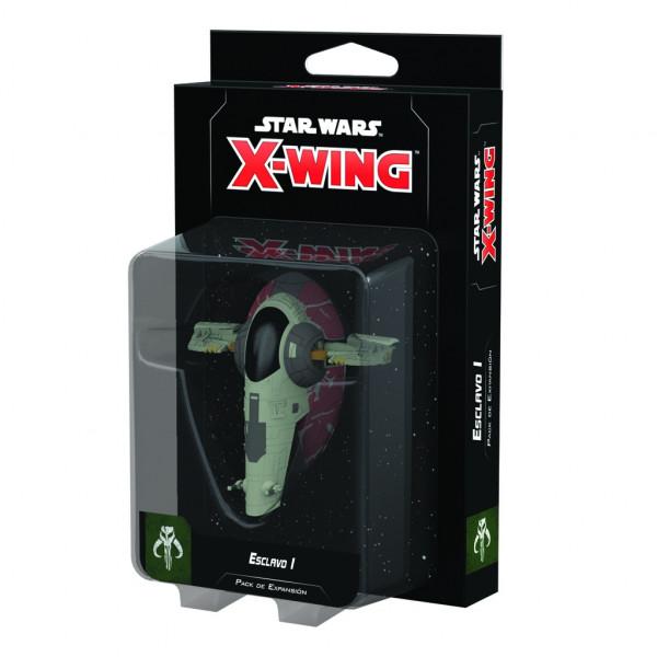 X-WING: ESCLAVO 1 (2ª EDICION)