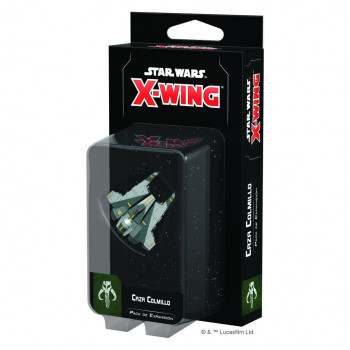 X-WING: CAZA COLMILLO (2ª...