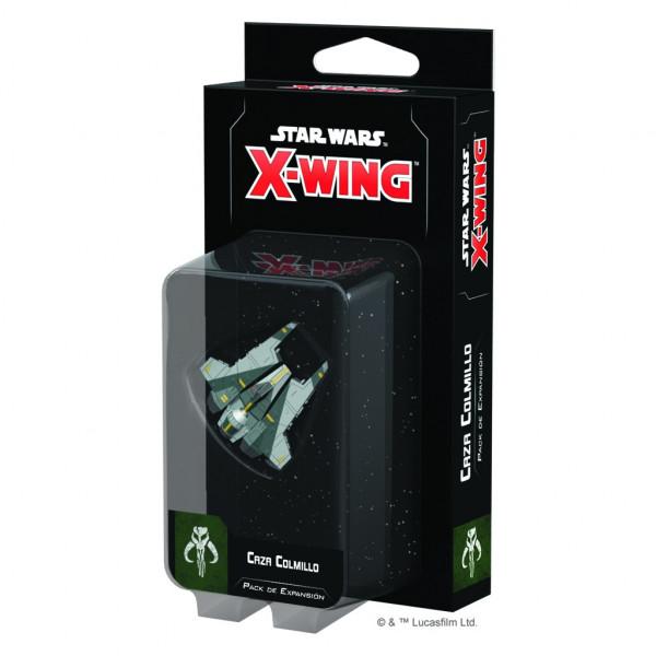 X-WING: CAZA COLMILLO (2ª EDICION)
