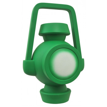 HUCHA GREEN LANTERN LAMPARA