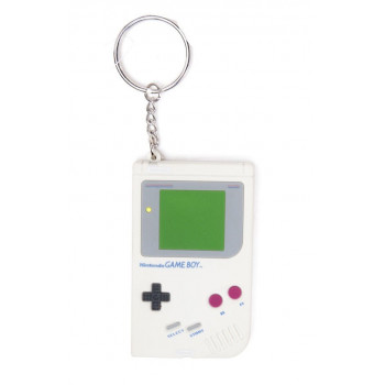 LLAVERO PVC GAME BOY