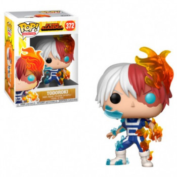 FUNKO POP! 372 TODOROKI. MY HERO ACADEMIA