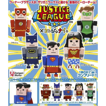FIGURA JUSTICE LEAGUE...