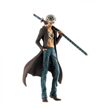 FIGURA TRAFALGAR LAW MEMORY 26 cm. ONE PIECE