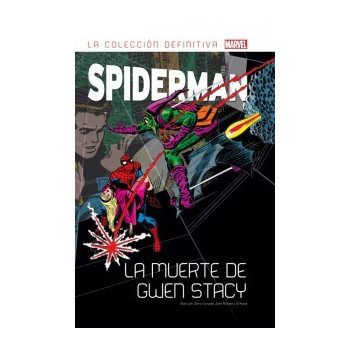 LA COLECCION DEFINITIVA DE SPIDERMAN 29  LA MUERTE DE GWEN STACY