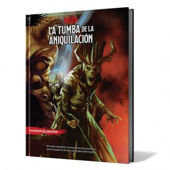 LA TUMBA DE LA ANIQUILACION - DUNGEONS & DRAGONS 5ª EDICION