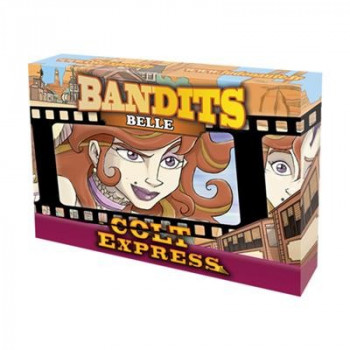 COLT EXPRESS BANDITS: BELLE