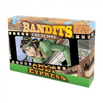 COLT EXPRESS BANDITS: CHEYENNE