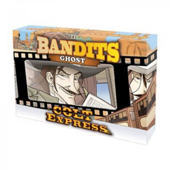 COLT EXPRESS BANDITS: GHOST