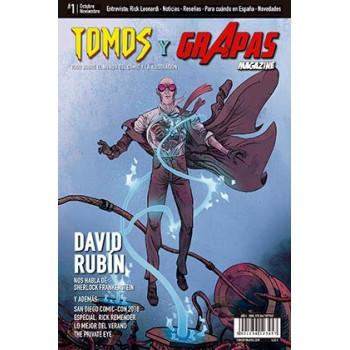 TOMOS Y GRAPAS MAGAZINE 01