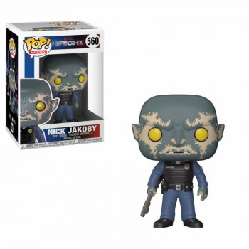 FUNKO POP! 560 NICK JAKOBY. BRIGHT