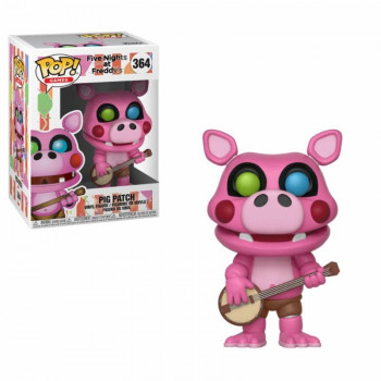 FUNKO POP! 364 PIG PATCH. FIVE NIGHTS AT FREDDY'S