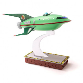 REPLICA NAVE PLANET EXPRESS MASTER SERIES 30 cm. FUTURAMA