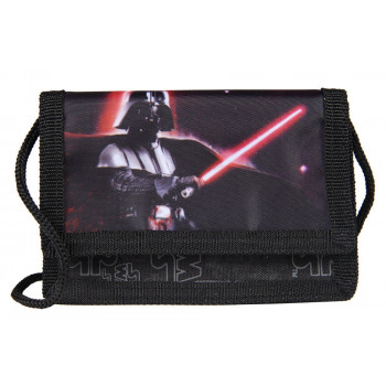 CARTERA DARTH VADER STAR WARS