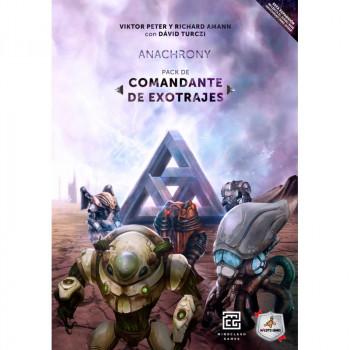 ANACHRONY - PACK DE COMANDANTE DE EXOTRAJES