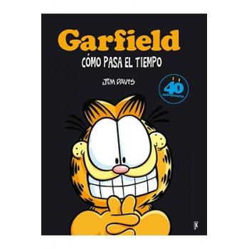 GARFIELD. COMO PASA EL TIEMPO