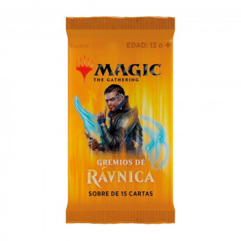 MAGIC - SOBRE 15 CARTAS GREMIOS DE RAVNICA