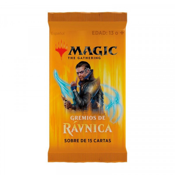MAGIC - SOBRE 15 CARTAS GREMIOS DE RAVNICA