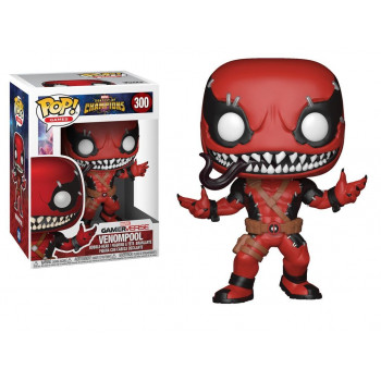 FUNKO POP! 300 VENOMPOOL. CONTEST OF CHAMPIONS