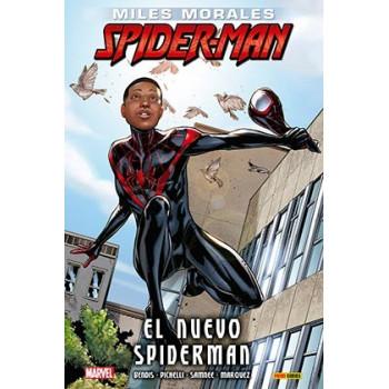 ULTIMATE INTEGRAL. SPIDERMAN: MILES MORALES 01