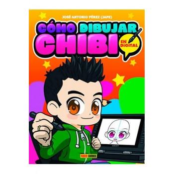 COMO DIBUJAR CHIBI. EN DIGITAL