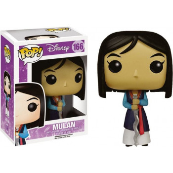 FUNKO POP! 166 MULAN. DISNEY