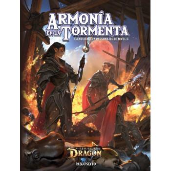 ARMONIA EN LA TORMENTA - EL RESURGIR DEL DRAGON