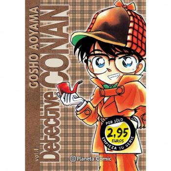 (PROMO MANGA) DETECTIVE CONAN 01