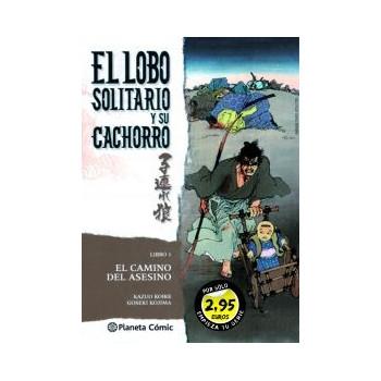 (PROMO MANGA) LOBO SOLITARIO Y SU CACHORRO 01