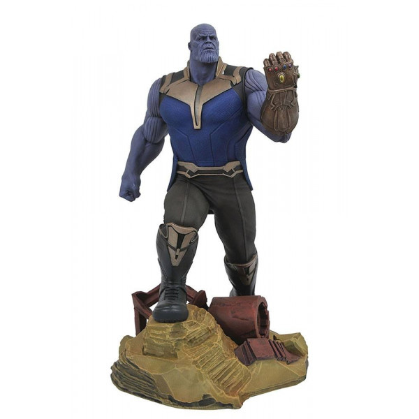 ESTATUA THANOS DIAMOND SELECT TOYS 23 cm. VENGADORES INFINITY WAR
