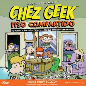CHEZ GEEK: PISO COMPARTIDO...