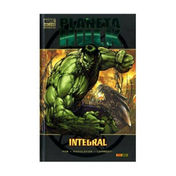 WORLD WAR HULK INTEGRAL...