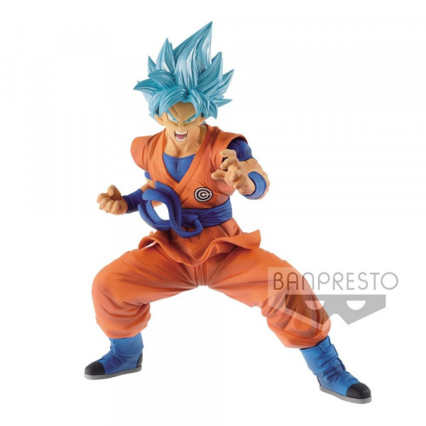 FIGURA SON GOKU TRANSCENDENCE ART 23 cm. SUPER DRAGON BALL HEROES