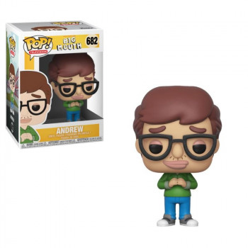 FUNKO POP! 682 ANDREW. BIG...